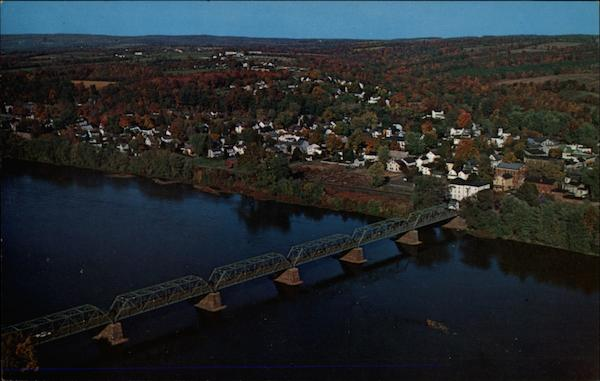 Bridge to Frenchtown New Jersey