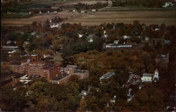 The Clifton Springs Sanitarium and Clinic
