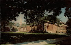 Reid-Knox Administration Building - Alma College