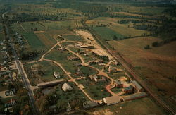 Shelburne Museum, aerial view