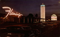 Flamingo Hotel Postcard