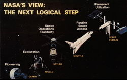 NASA's View: The Next Logical Step