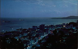Evening View of Sandakan Town