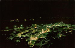 Night View of Sandakan Town