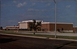 Plymouth's Comprehensive High School, built in 1968