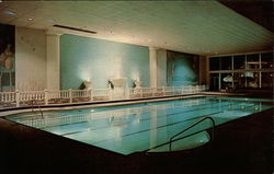 Pompeian Indoor Pool - Mount Airy Lodge