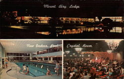 Mount Airy Lodge, New Indoor Pool & Crystal Room