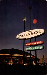 The Parasol Restaurant