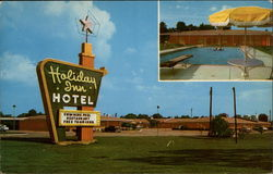 Holiday Inn Hotel Postcard