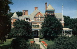 Executive Mansion, residence of the Governor of New York State
