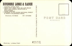 Dinsmore Lodge & Ranch