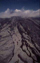 Aeiral View of Mount St. Helens
