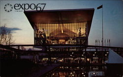 The Pavilion of the Soviet Union, Expo67