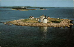 Blue Hill Bay Light