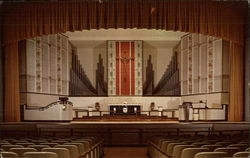 Chapel Auditorium - Susquehanna University Postcard