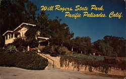 Will Rogers State Park