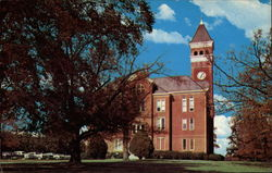 Tillman Hall, The Administration Building Postcard