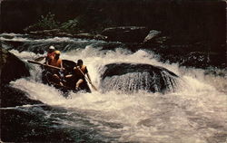 Chattooga River Raft Adventures
