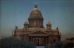 View of Domed Building