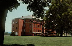 Edinboro State College - Reeder Hall