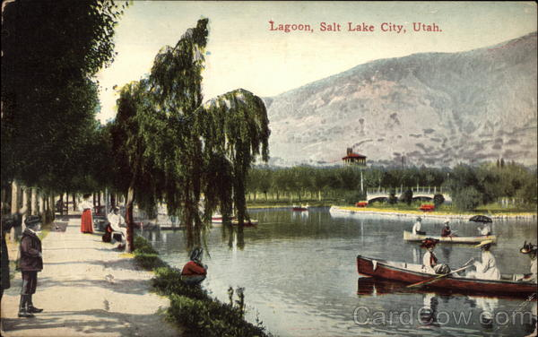 Lagoon Salt Lake City Utah