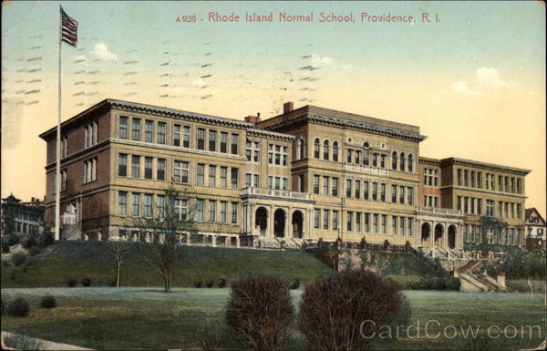 Rhode Island Normal School Providence