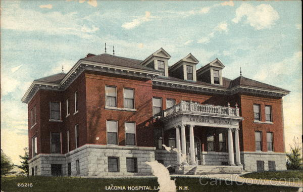 Laconia Hospital New Hampshire