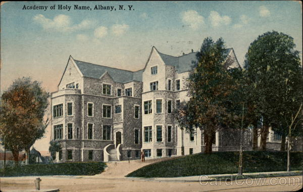 Academy of Holy Name Albany New York