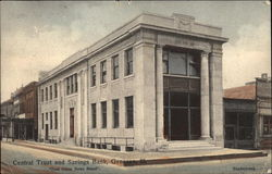 Central Trust and Savings Bank