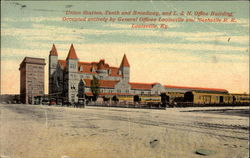Union Station, Tenth and Broadway