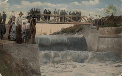 The Great Steel and Concrete Spillway