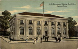 US Government Building, Post Office