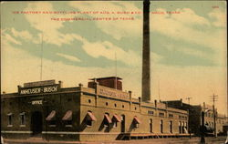 Ice Factory and Bottling Plant of Aug. A. Bush & Co