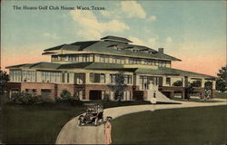 The Huaco Golf Club House