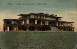 Huaco Golf Club House