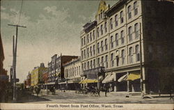 Fourth Street from Post Office
