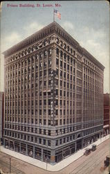 Frisco Building Postcard