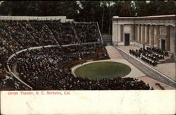 Greek Theater, UC Berkeley