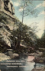 Washington Head Rock, Kaaterskill Canyon