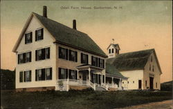 Odell Farm House