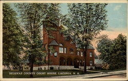 Belknap Country Court House