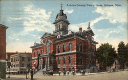 Athens County Court House