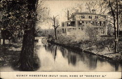 Quincy Homestead (Built 1635), Home of Dorothy Q