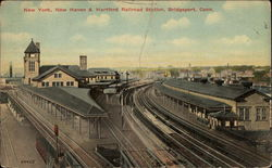 New York, New Haven & Hartford Railroad Station