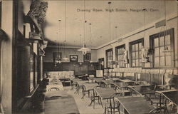 Drawing Room, High School
