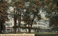 The Montowese House, Indian Neck