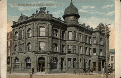 The Royal Bank of Canada, Cape Breton
