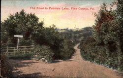 The Road to Fairview Lake