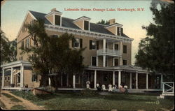 Lakeside House, Orange Lake
