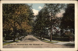 Liberty Avenue, Residence Park